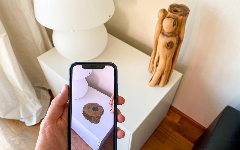 Augmented Reality als Helfer bei der Inneneinrrichtung
